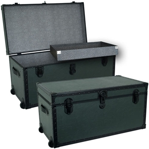 Mercury Luggage Garrison Oversized Trunk