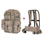Fox Outdoor Large A.L.I.C.E. Field Pack with Frame
