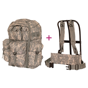 Large A.L.I.C.E. Field Pack with Frame