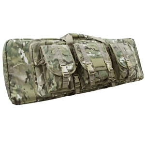 Condor Double Rifle Case, Multicam, 36.5