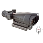 Trijicon ACOG 3.5x35 Scope, Dual Illuminated Red Horseshoe .223 Ballistic Reticle w/ TA51 Mount, #TA11H