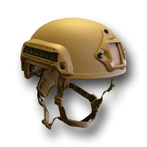United Shield SPRINT Ballistic Helmet, NIJ Level IIIA