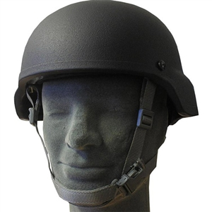 United Shield MICH MIL, Mid Cut Ballistic Helmet, NIJ Level IIIA