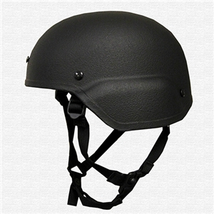 United Shield MICH LE Ballistic Helmet, NIJ Level IIIA